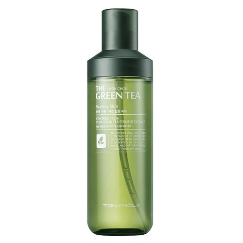 tony moly the chok chok green tea watery skin
