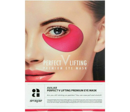avajar perfect v lifting premium eye mask