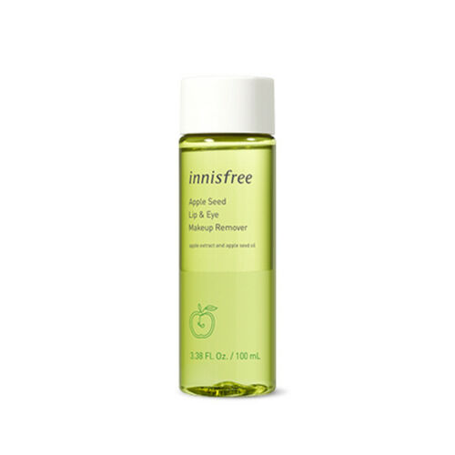 innisfree apple seed lip & eye make up remover
