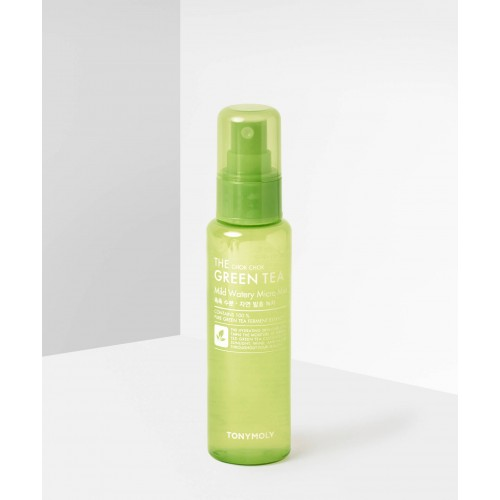 tony moly the chok chock green tea moisture mist