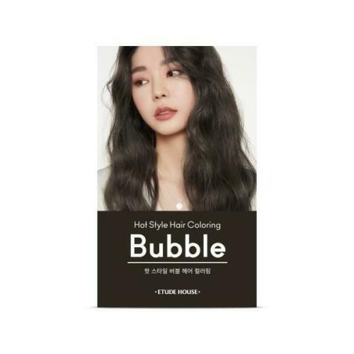 Etude House hot style bubble hair coloring 6B (it may open case prevent from leaking)
