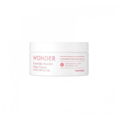 tony moly wonder ceramide mochi water cream