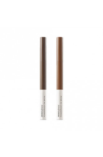 innisfree power proof ink brow 2 kinds