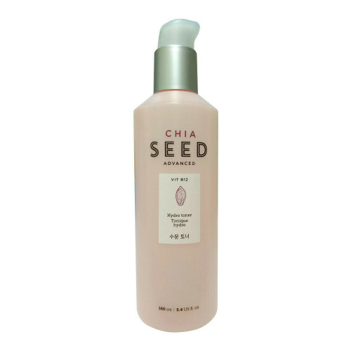 the face shop chia seed watery toner