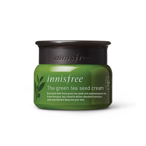 innisfree the green tea seed cream (lrg)