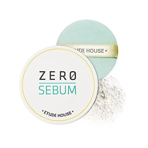 Etude House zero sebum powder
