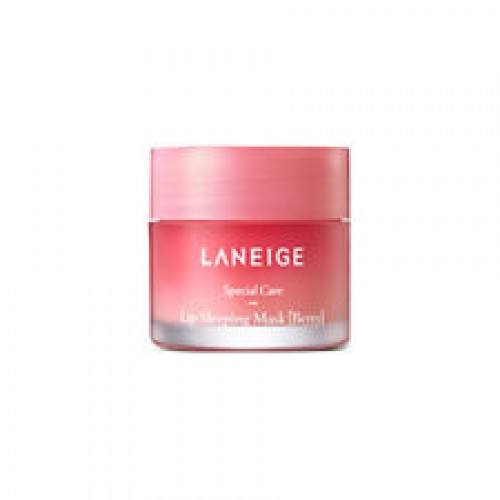 laneige lip sleeping mask - berry or apple lime